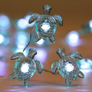 Urban Outfitters Sea Turtle Deco String Lights LED